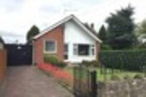 Why Derbyshire bungalow owners could be quids in