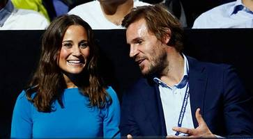 Kate and Wills 'delighted' as Pippa to marry hedge fund fiance