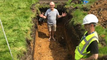 halifax's john edwards to broadcast from buried coffin