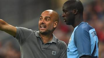 Bayern Munich 1-0 Man City: Pep Guardiola loses first friendly