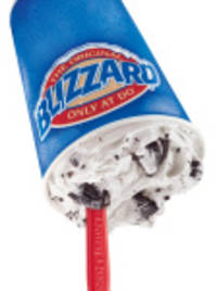 the dairy queen® system iconic blizzard® treat takes center stage on miracle treat day