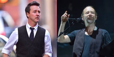 Now's Your Chance to Watch Radiohead With Edward Norton