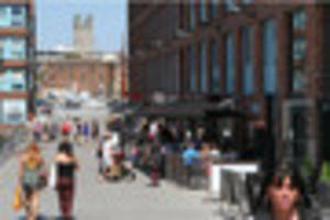 another scorcher in store for gloucestershire