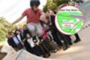Royal Victoria Park Skate Park in Bath to be closed on Wednesday