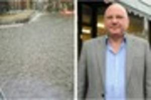 caterham floods victims to pay double council tax while homes are...