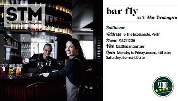 bar fly: an old spot for new tricks