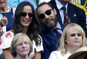 Kate Middleton's Sister, Pippa, Announces Engagement to Hedge Fund Manager
