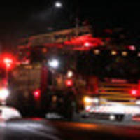 Fire engulfs two homes in upper North Island