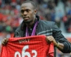 WATCH: 'I know Mourinho will sign me' - Bolt waiting for Man Utd call