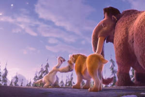 'ice age: collision course' 'has jumped the sloth' and 7 other cold reviews