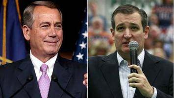 boehner on ted cruz: lucifer is back