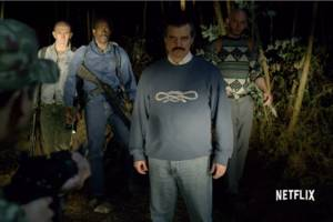 Watch the first trailer for Narcos' explosive-looking second season
