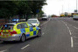 Pedestrian critical after collision with car in Ilkeston Road