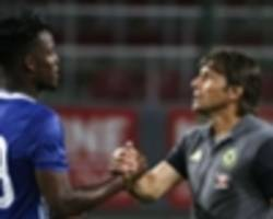 batshuayi: conte already making me a better player at chelsea
