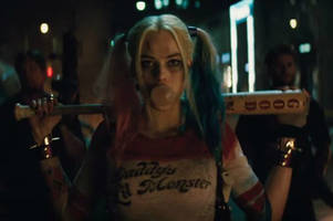 Harley Quinn steals more than the spotlight in new 'Suicide Squad' promo