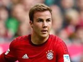bayern munich have lost an important player in mario gotze, admits david alaba