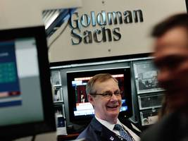 Goldman Sachs is getting back into the corporate buyout game