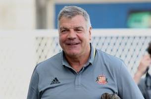 Sam Allardyce confirmed as new England manager