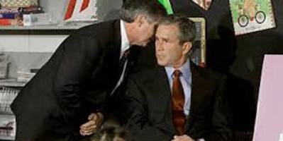 9/11: bush's guilt, and the 28 pages