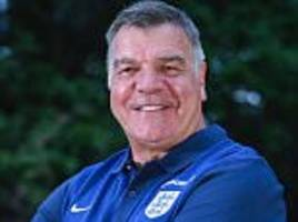 Sam Allardyce confirmed as new England manager after departing Sunderland
