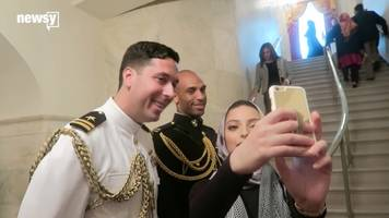 Behind The Scenes At The White House's First Eid Al-Fitr Celebration