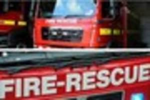 Fire crews mobilised to deliberate house fire in South Devon