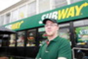 subway unveils plans to open more crawley branches despite having...
