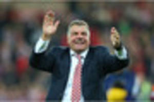 New England manager Sam Allardyce looking forward to working at...