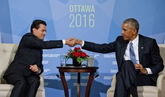 Obama to host Mexican president for White House talks