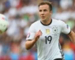 'tuchel will make gotze great again' - watzke excited by midfielder's return