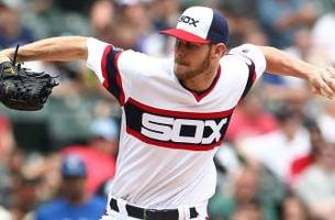 White Sox scratch Chris Sale from start for 'clubhouse incident'