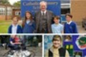 see which teachers are retiring from schools in derby