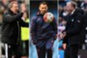 next hull city manager eight contenders to replace steve bruce