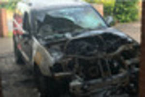 ​Nottingham man's car petrol bombed in 'targeted' attack over...