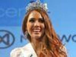 queensland beauty is miss world australia