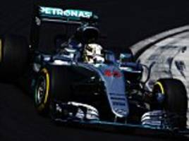 Lewis Hamilton wins Hungarian Grand Prix for record-breaking fifth time at Hungaroring to snatch championship lead from Mercedes team-mate Nico Rosberg