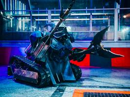 this 19-year-old robot wars star picked up all his engineering skills from youtube tutorials