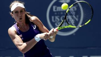 Johanna Konta beats Venus Williams to win first WTA title in Stanford