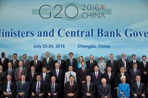 g-20 meeting ends with rising discord between china and us