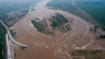 floods kill 150 people in china