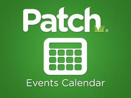 The Patch Local Events Calendar is Back!