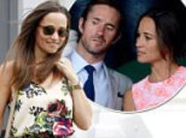 james matthews' astonishing 10 year campaign to woo pippa middleton