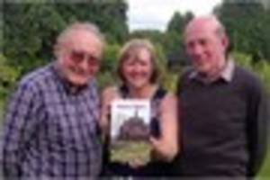 new book focuses on life in hopwas village
