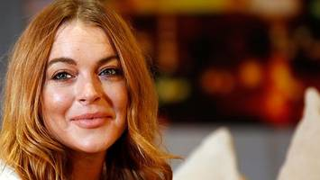 Lindsay Lohan's brutal public feud with fiance