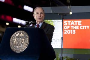 Michael Bloomberg to Endorse Hillary Clinton at DNC