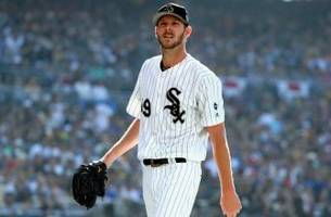 White Sox suspend Chris Sale five games for 'destroying team equipment'
