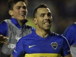 carlos tevez reveals 'chelsea wanted me' but vows to end career at boca juniors