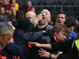liverpool fined £13,408 for their part in crowd trouble which marred europa league final defeat to sevilla in basle