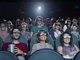 3D films without glasses: MIT researchers reveal new smart cinema screen that dosn't need bulky eyewear