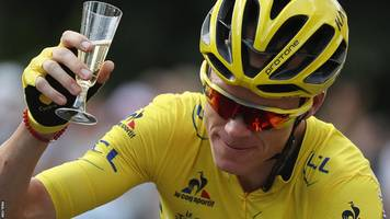 Tour de France 2016: Froome can go on for 'three or four more years' says Brailsford